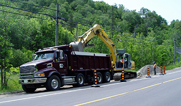 Trucking and Hauling in Huntsville, Muskoka Ontario